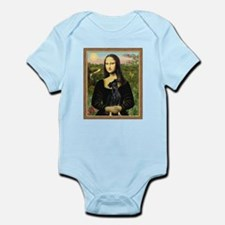 Funny Min pin Infant Bodysuit