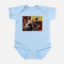 Newfound Christmas Fantasy. Infant Bodysuit