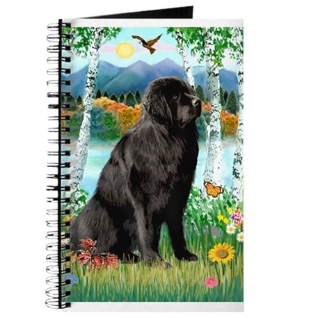 Newfie in the Birches Journal