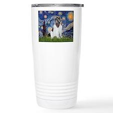Starry Night / Landseer Travel Mug