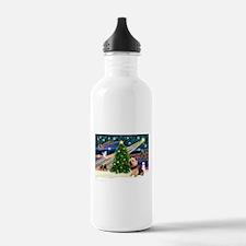 Xmas Magic & Norwi Water Bottle