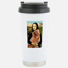 Mona's Nova....Retriever Travel Mug