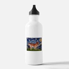 Starry Night Nova Scotia Water Bottle