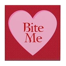 Twilight Movie Valentine Tile Coaster