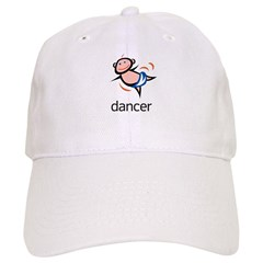 Baby Dancer Baseball Cap