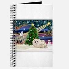 XmasMagic/Pekingese (4w) Journal