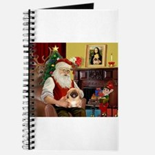 Santa's Pekingese (#1rd) Journal