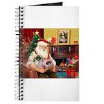 Santa's 2 Pekingese Journal