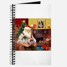 Santa's 2 Pekingese Journal