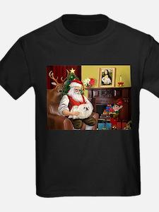 Santa's Pekingese (4W) T