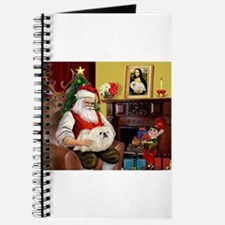 Santa's Pekingese (4W) Journal