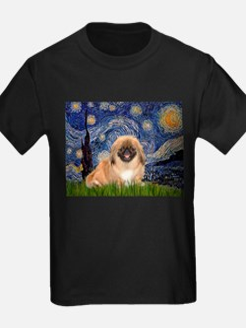 Starry Night Pekingese T