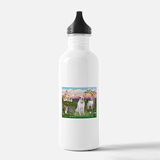 The Castle /Pit Bull Water Bottle