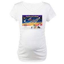 XmasSunrise/4 Pomeranians Shirt