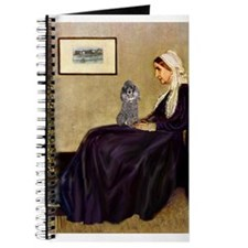 Mom's Silver Poodle Journal