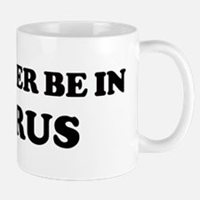 Rather be in Cyprus Mug