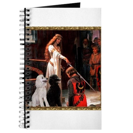 Accolade & Poodle Pair (ST1) Journal