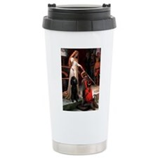 Accolade & Black Poodle Travel Mug