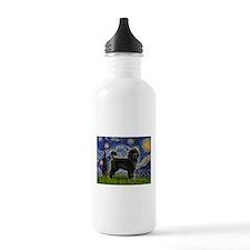 Starry Night / PWD (#2) Water Bottle
