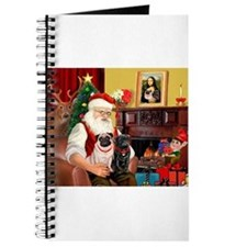 Santa's Two Pugs (P1) Journal