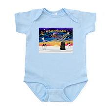 XmasSunrise/Puli #1 Infant Bodysuit
