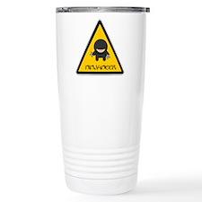 Cute Ninjaneer Travel Mug