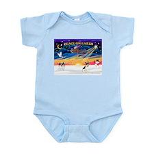 XmasSunrise/Rat Ter #1 Infant Bodysuit
