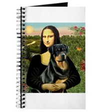 Mona Lisa & Rottie Journal