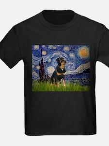 Starry Night & Rottie T
