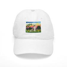 Bright Country with Saluki Baseball Cap