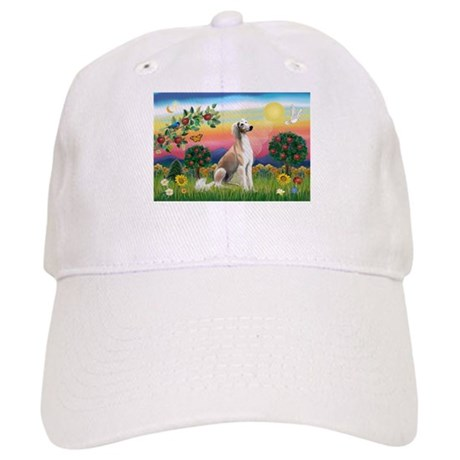 Bright Country with Saluki Cap