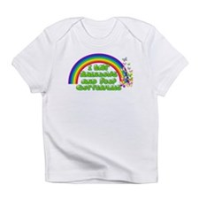 Rainbows and Butterflies Infant T-Shirt