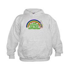 Rainbows and Butterflies Hoodie