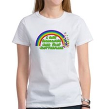 Rainbows and Butterflies Tee