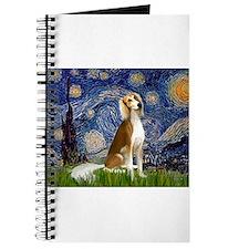 Starry Night & Saluki Journal