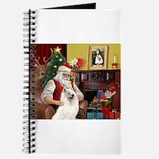 Santa's Samoyed Journal