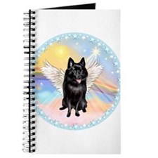 W - Schipperke Angel Journal