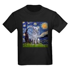 Starry Night Deerhound T