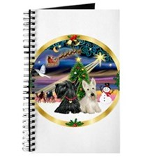 XmasMagic/Scottish Terrier pa Journal