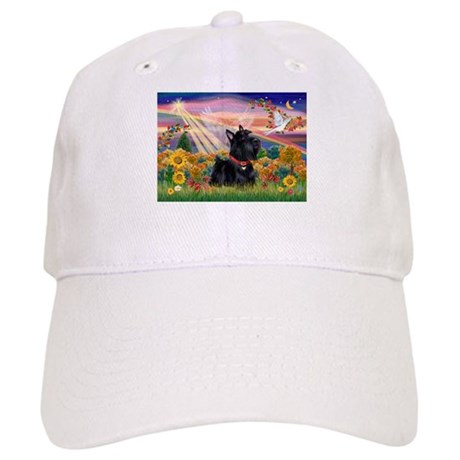 Autumn Angel Scottie Cap