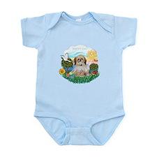 Happy Day Shih Tzu (P) Infant Bodysuit