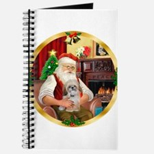 Santa's Shih Tzu (Paddy) Journal