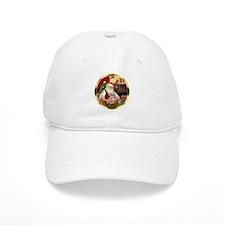 Santa's Shih Tzu (Paddy) Baseball Cap