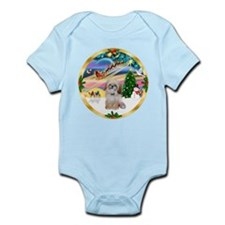 XmasMagic/Shih Tzu Infant Bodysuit