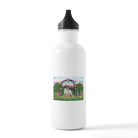Rose Arbor Shih Tzu Stainless Water Bottle 1.0L