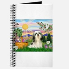 Easter Shih Tzu Journal