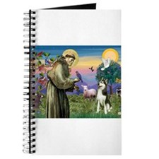 Saint Francis & Husky (red si Journal