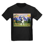 Mt Country & Husky Kids Dark T-Shirt