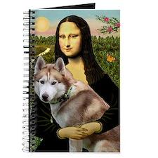 Mona & her Red Husky Journal