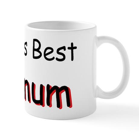 World's Best Godmum Mug